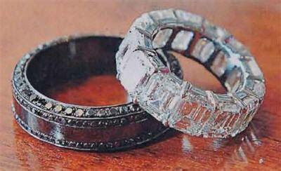 Kim Kardashian Wedding Ring   Diamond Eternity Bands