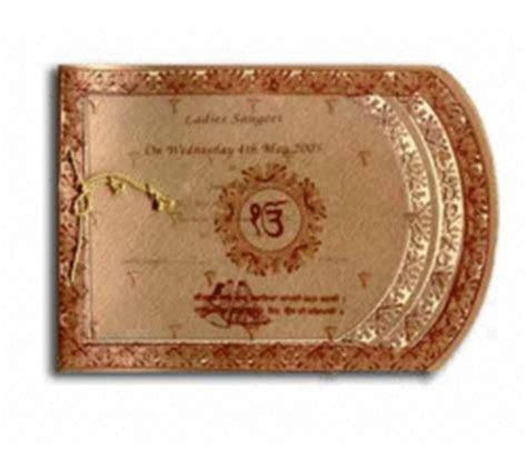 Sethi Wedding Cards, Phagwara   Service Provider of Sikh