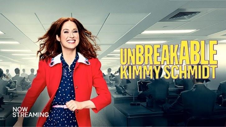 Unbreakable Kimmy Schmidt - Renewed for Season 4