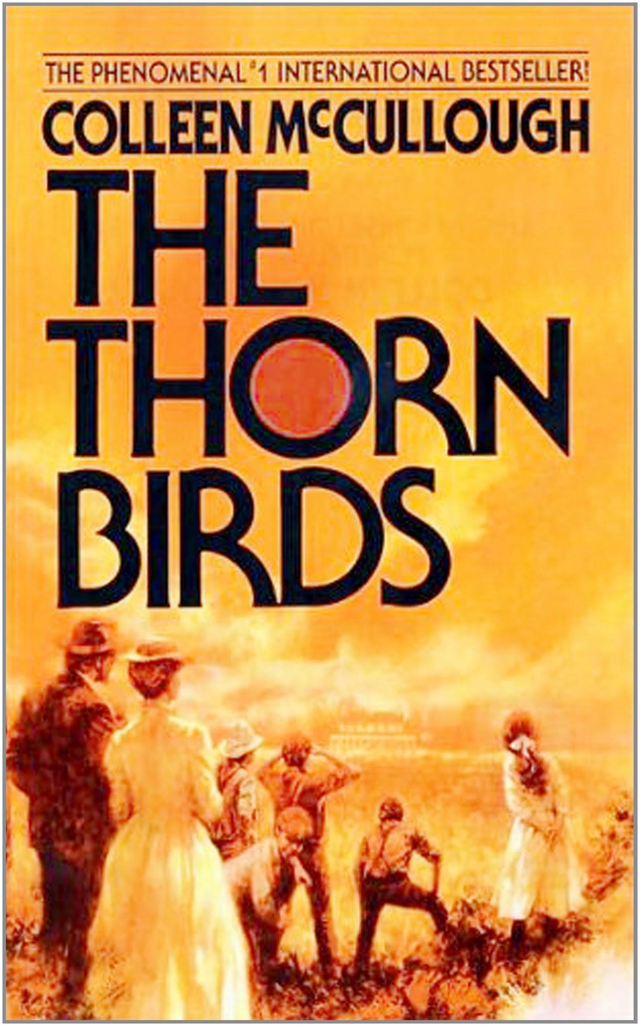 Image result for thorn birds book