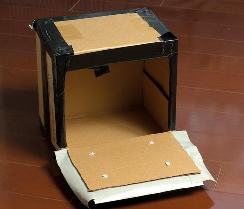 Pinhole Camera (back)