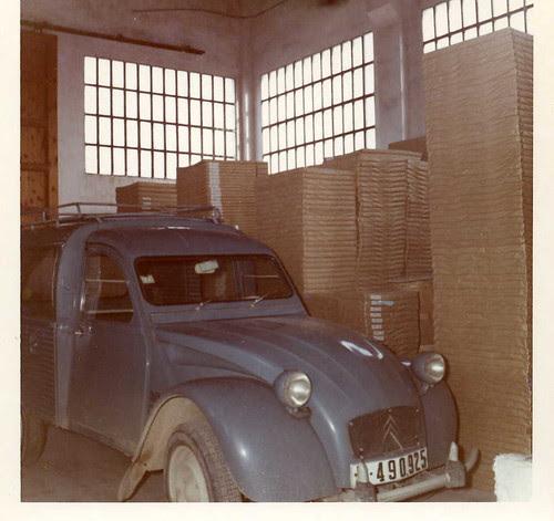 Furgoneta Citroën 2 CV a Tarragona