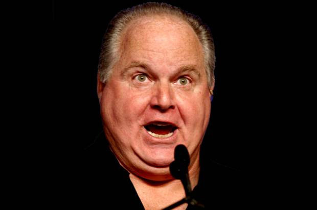 Rush Limbaugh: The pope sounds like a Marxist