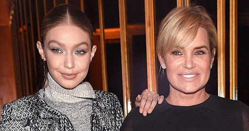 Avatar of 20 Things About Yolanda And Gigi Hadid's Relationship The Public Doesn't Know