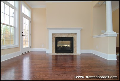 2013 fireplace design trends | Custom Home Building and Design ...