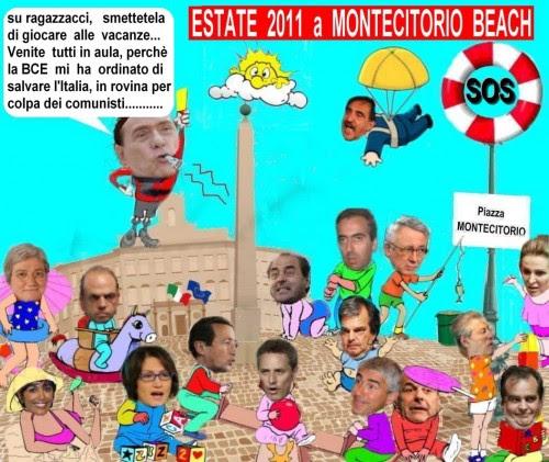 satira,politica,governo,berlusconi,montecitorio,attualità,estate