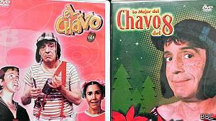 Videos de la serie El Chavo del 8. Foto: BBC