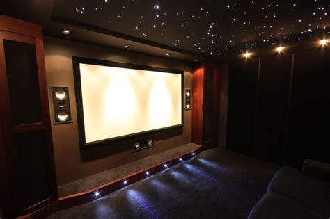 Home Cinema Room   Contemporary   Home Theater   south west   by 3rd:Edition