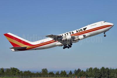 Kalitta Air (2nd) Boeing 747-249F N706CK (msn 21827) ANC (Keith Burton). Image: 901562.