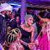 Banky W And Wife, Adesua Met With Oludolapo Osinbajo At The Premiere of Wedding Party Two