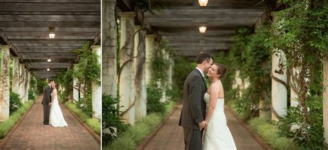 Spring Wedding at Daniel Stowe Botanical Garden