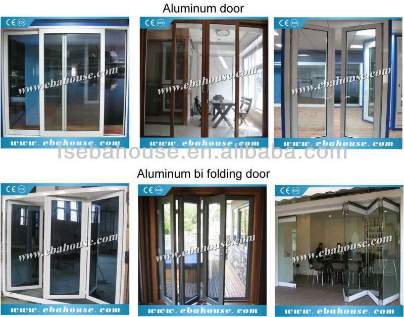 Double Glass Aluminium Fixed House Window Grill Design - Buy House ...