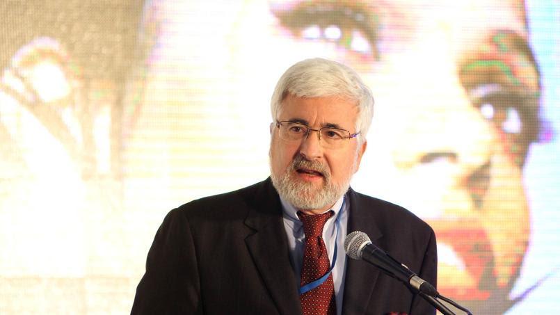 Jean de Gliniasty, en septembre 2010, en Russie. Photo d'illustration.