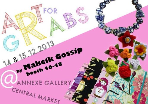 Makcik gossip crafts collective
