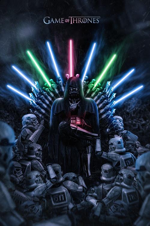 Star Wars en todos lados