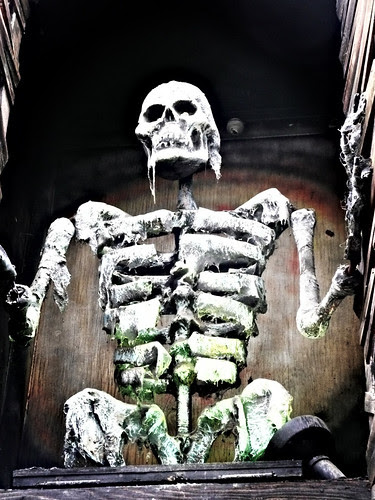 skeleton by Ape Lad