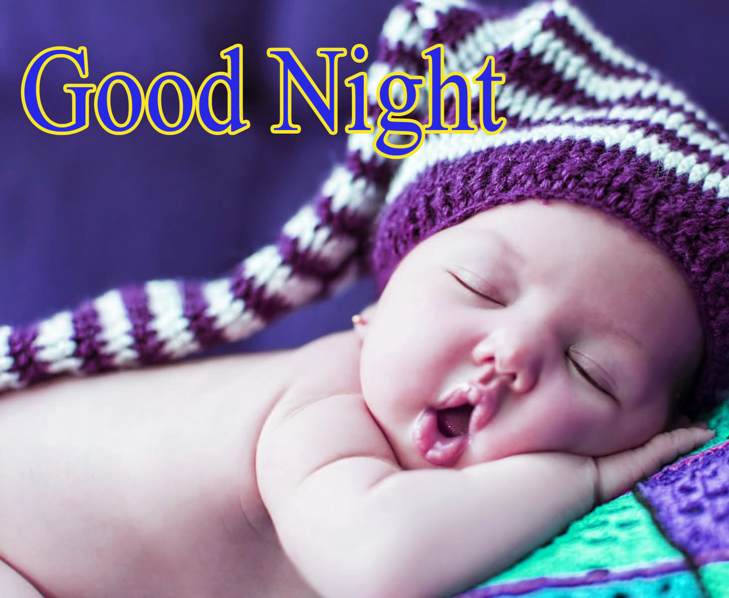 Good Night Images With Cute Baby Girl Hd Baby Viewer