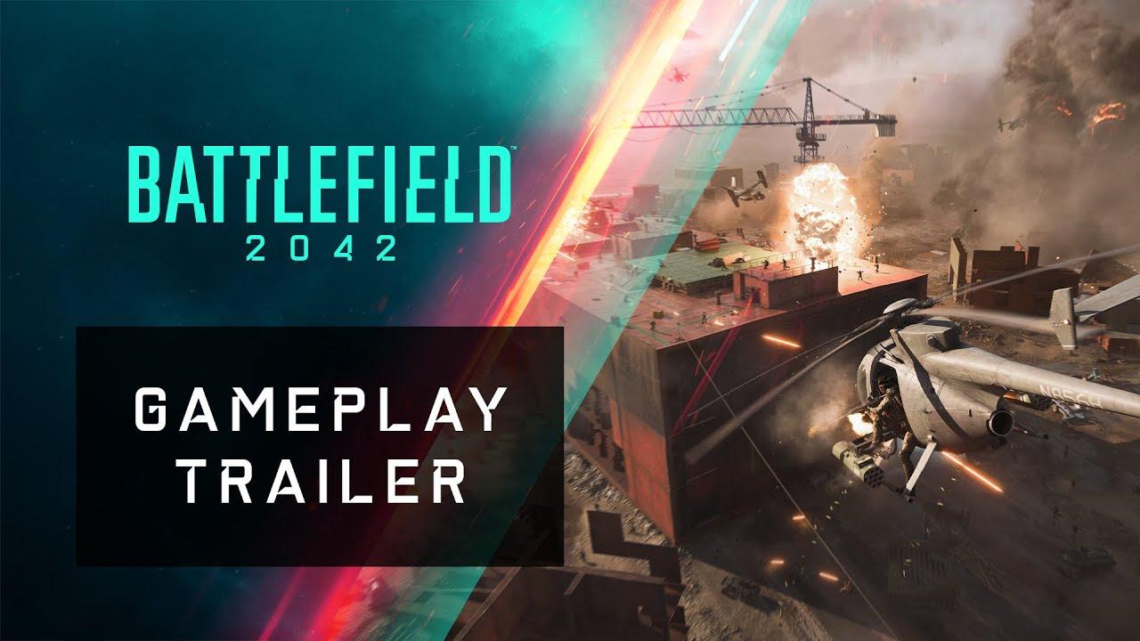 Gerucht: release Battlefield 2042 wordt 'met enkele weken' uitgesteld