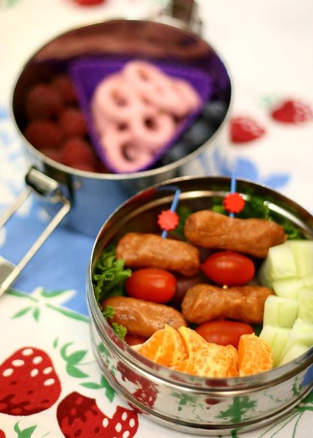 Mini Sausage Picks