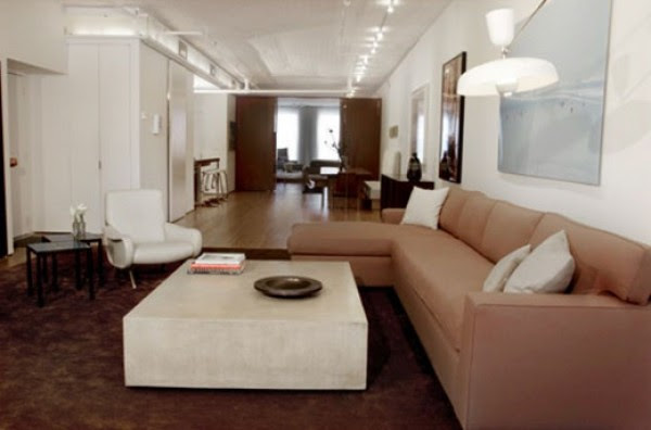Modern Small Apartment with Attractive Furniture Design | Home ...