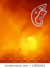 Lord Ganesha Background Images, Stock Photos & Vectors