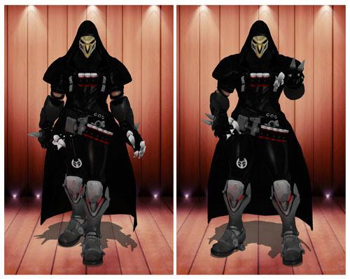 MMD Reaper