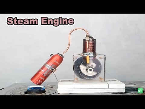 How To Make Steam Engine