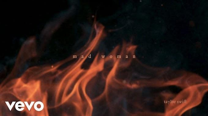 Taylor Swift – mad woman Lyrics