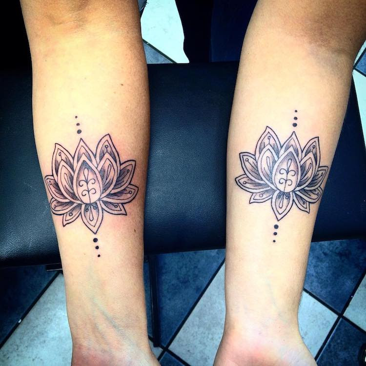 30+ Mother Daughter Tattoos that Celebrate a Special Life ...