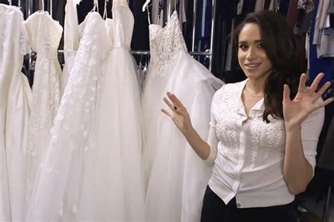 Modest Meghan:Suits star to pay for OWN wedding dress that