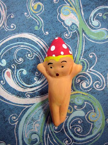 Mushroom Top Kewpie