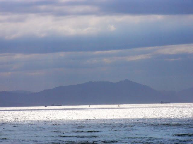 Sesión de surf del 23 de Julio del 2007 - Día muy revuelto con olas de un metro
