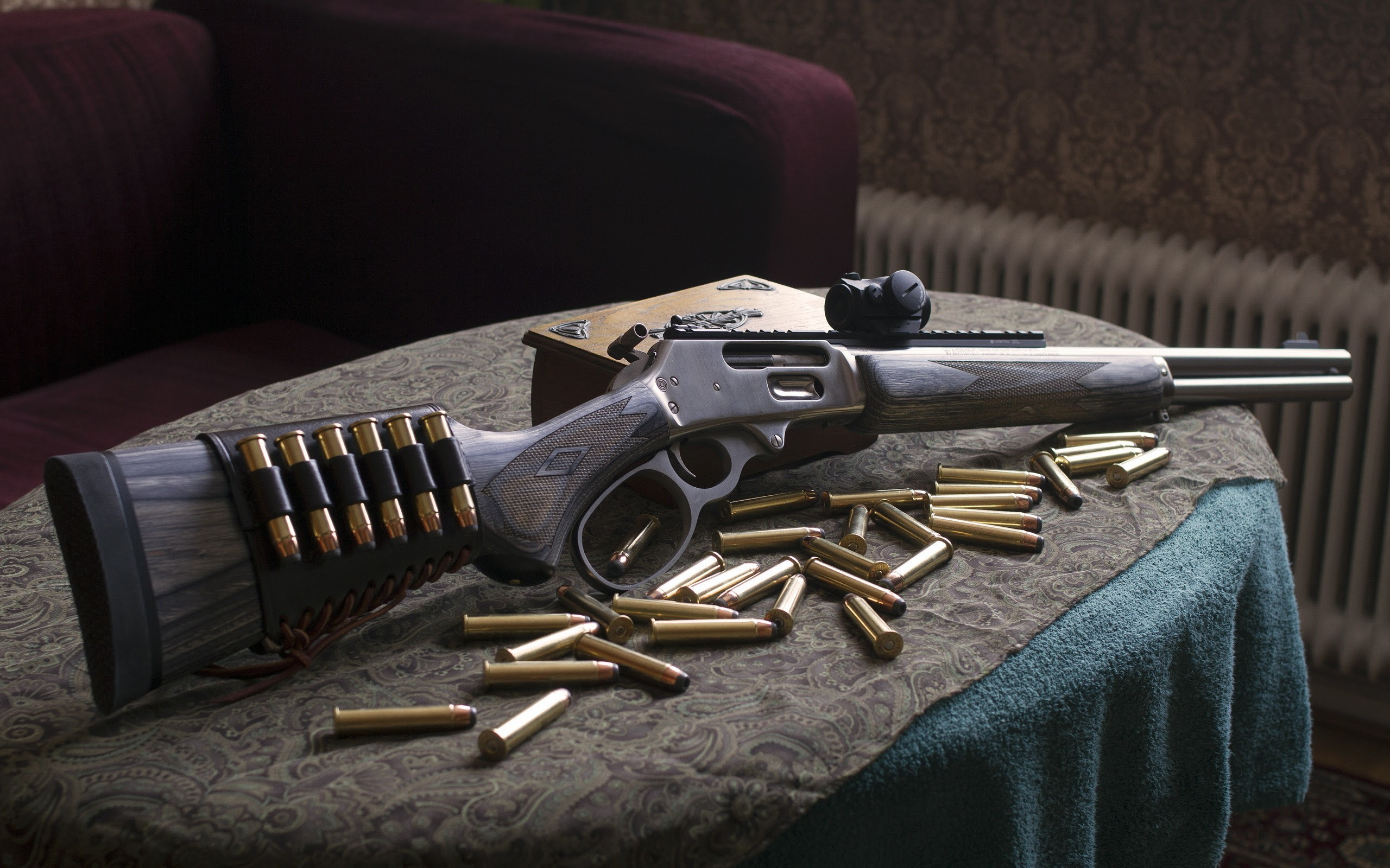 Gun Wallpapers and Screensavers (62+ images)