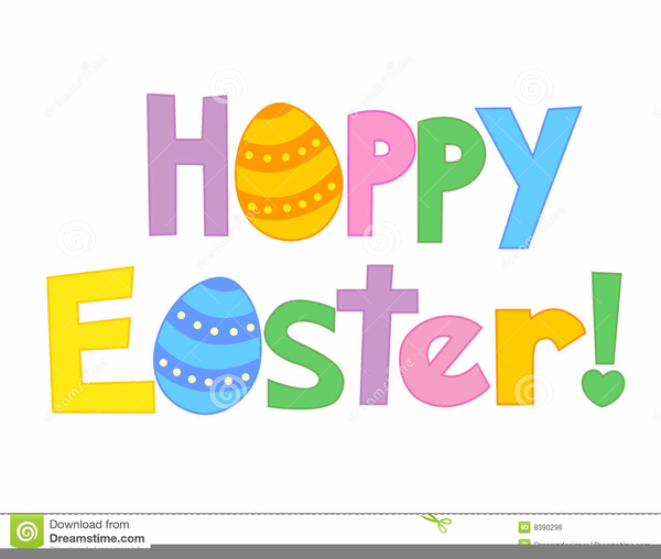 Happy Easter Clipart Religious Free Images At Clkercom Vector