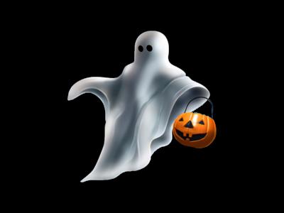"""Résultat de recherche d'images pour """"halloween petits fantomes tubes psp"""""""