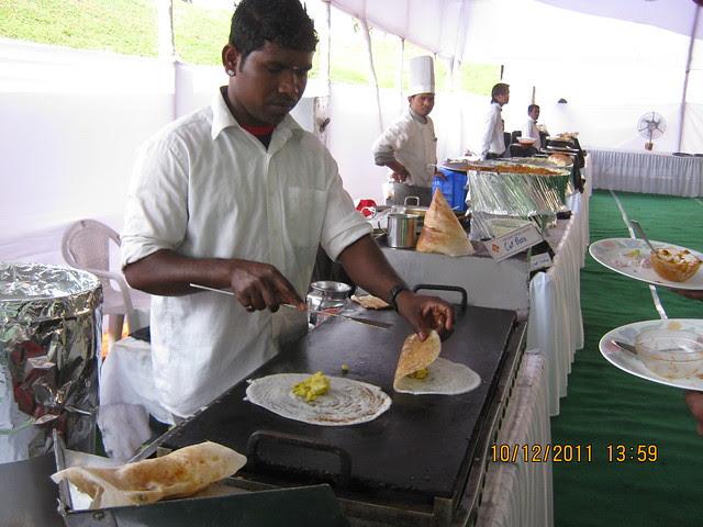 South Indian food at Kolte-Patil Life Republic, Marunji - Hinjewadi, Pune 411 057