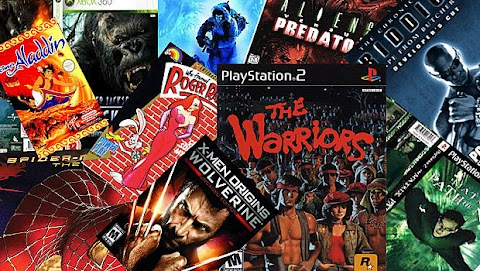 Video Games Based On Movies