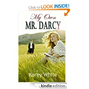 http://www.amazon.com/Own-Mr-Darcy-Karey-White-ebook/dp/B00DY6QP3I/