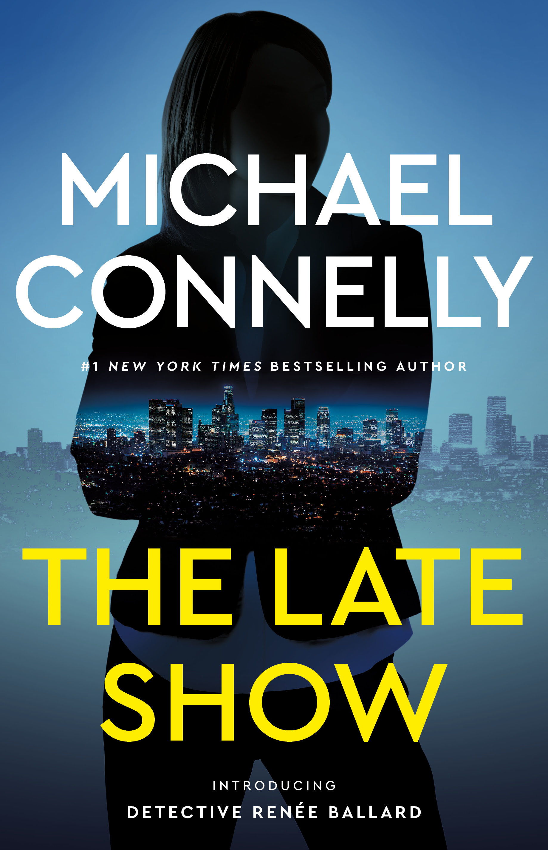 Image result for michael connelly late show
