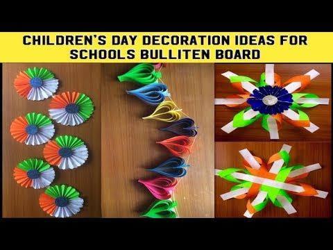 Republic Day Decoration Ideas For School Bulletin Boardbirthday