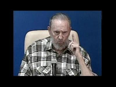 Fidel Castro warns of nuclear war