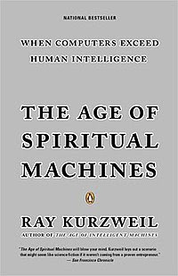 Cover of The Age Of Spiritual Machines