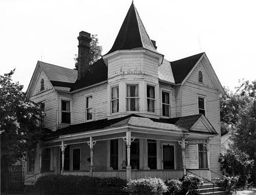 Crosby-Newton-House