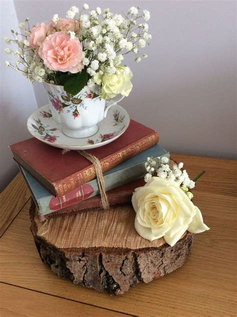 Vintage wedding rustic centrepiece hire , based in