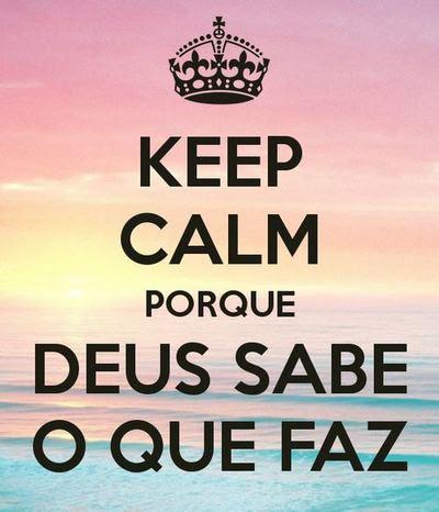 Deus Frases Keep Calm Tumblr Image 610153 On Favimcom