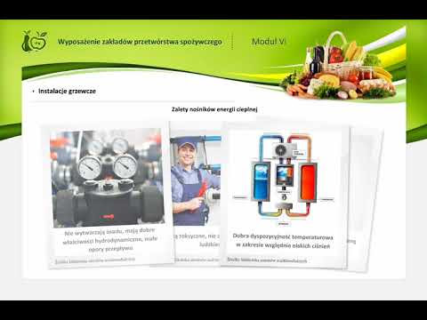 4.6 Instalacje techniczne stosowana w przetwórstwie spożywczym