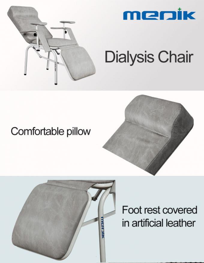 Medizinischer Blut-Sammlungs-Stuhl mit justierbarer ...