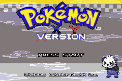 Pokemon x y z gba download