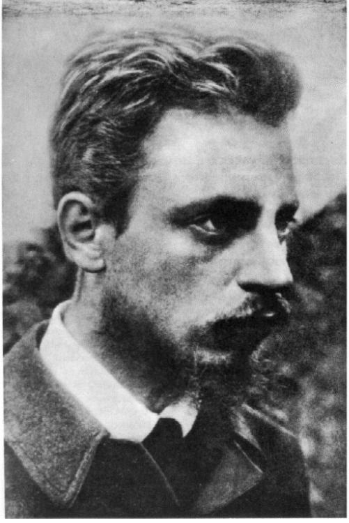 Rainer Marie Rilke
