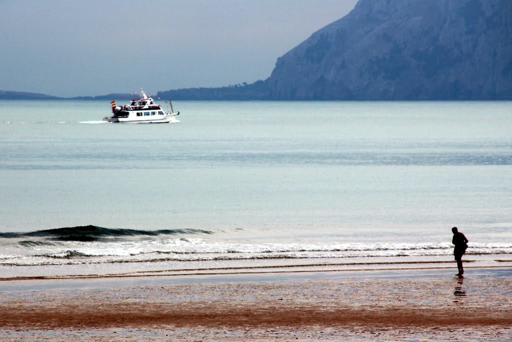Una foto junto al mar